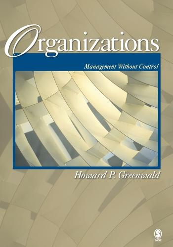 Organizations: Management without Control (Paperback)