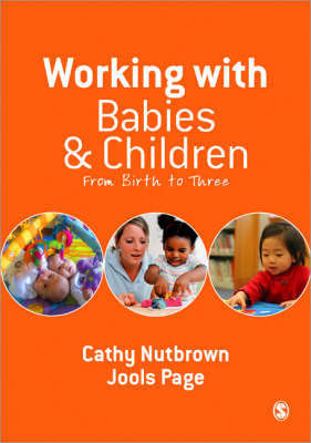 Working with Babies and Children: From Birth to Three (Paperback)