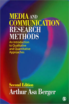 Media and Communication Research Methods: An Introduction to Qualitative and Quantitative Approaches (Paperback)