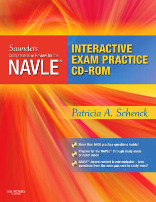 Saunders Comprehensive Review for the NAVLE Board Review and Exam Practice Package (Mixed media product)