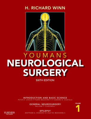 Cover Youmans Neurological Surgery