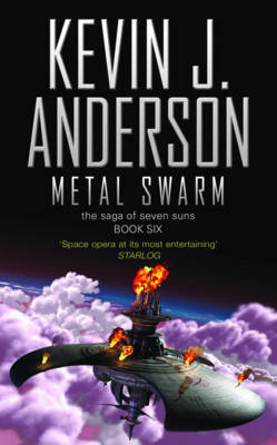 Metal Swarm - The Saga of the Seven Suns (Paperback)