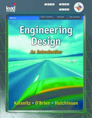 Engineering Design: An Introduction (Hardback)