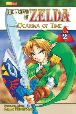 The Legend of Zelda: Ocarina of Time - Part 2 02 (Paperback)