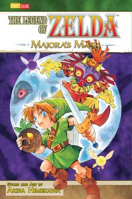 The Legend of Zelda: Majora's Mask - The Legend of Zelda 3 (Paperback)