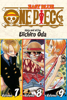 One Piece: East Blue 7-8-9 - One Piece 3 (Paperback)
