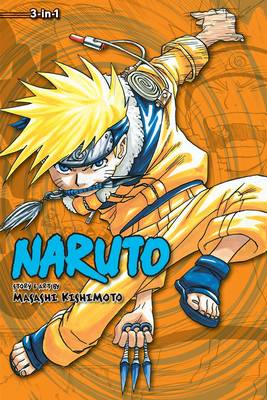 Naruto (3-in-1 Edition), Vol. 2: Vols. 4, 5 & 6: Includes Vols. 4, 5 & 6 - Naruto (3-in-1 Edition) 2 (Paperback)