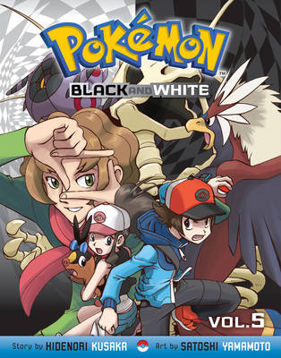 Pokemon Black & White - Pokemon 5 (Paperback)