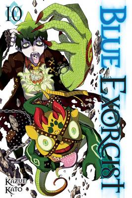 Blue Exorcist - Blue Exorcist 10 (Paperback)