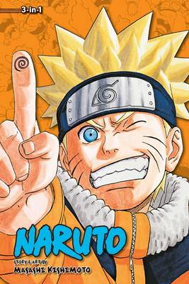 Naruto (3-in-1 Edition), Vol. 9: Vols. 25, 26 & 27: Includes Vols. 25, 26 & 27 - Naruto (3-in-1 Edition) 9 (Paperback)