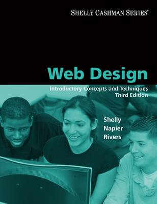 Web Design: Introductory Concepts and Techniques (Paperback)