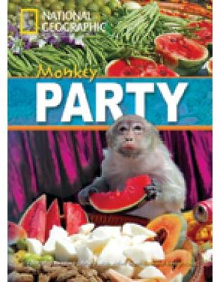 Monkey Party - Footprint Reading Library (Paperback)