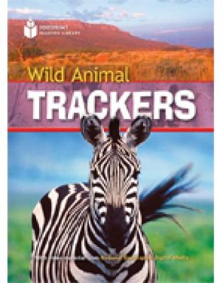 Wild Animal Trackers: A2 - Footprint Reading Library (Paperback)