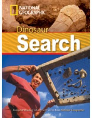 Dinosaur Search: A2 - Footprint Reading Library (Paperback)