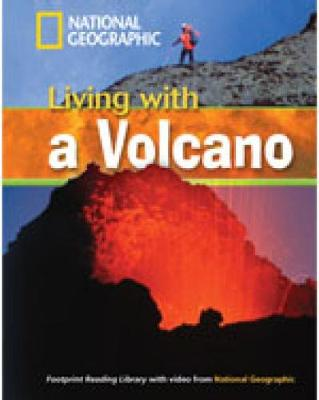 Living with a Volcano: Pt. 001 - Footprint Reading Library (Paperback)