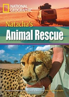 Natacha's Animal Rescue: 3000 Headwords - Footprint Reading Library (Paperback)