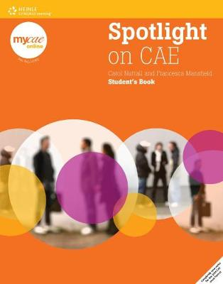 Spotlight on CAE: Students Book (Paperback)