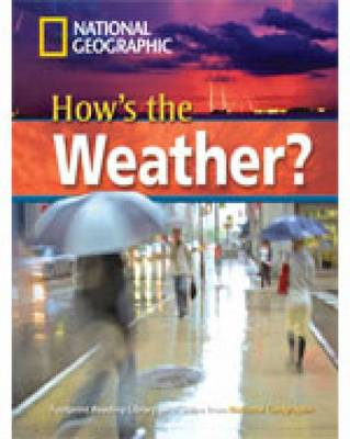 How's the Weather?: 2200 Headwords - Footprint Reading Library (Mixed media product)