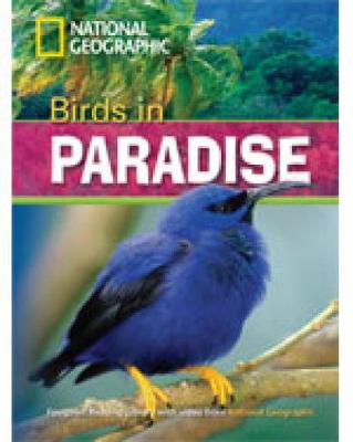 Birds in Paradise - Footprint Reading Library 1300 (Mixed media product)
