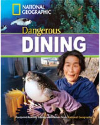 Dangerous Dining - Footprint Reading Library 1300 (Mixed media product)