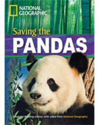 Saving the Pandas! - Footprint Reading Library 1600 (Mixed media product)