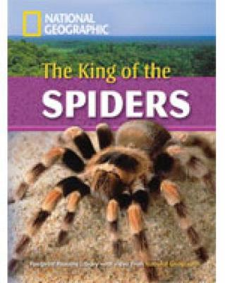 The King Of The Spiders: Headwords - Footprint Reading Library 2600 (Mixed media product)