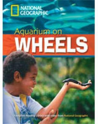 Aquarium on Wheels - Footprint Reading Library 2200 (Mixed media product)