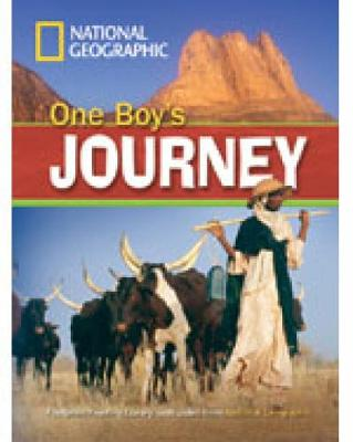 One Boy's Journey - Footprint Reading Library 1300 (Mixed media product)