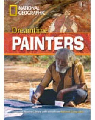 The Dreamtime Painters - Footprint Reading Library 800 (Mixed media product)