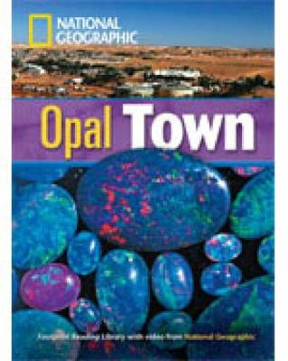 Opal Town - Footprint Reading Library 1900 (Mixed media product)