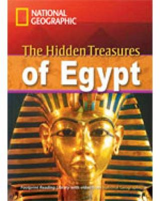The Hidden Treasures of Egypt - Footprint Reading Library 2600 (Mixed media product)