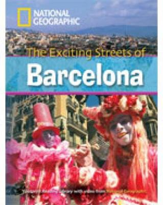 The Exciting Streets of Barcelona - Footprint Reading Library 2600 (Mixed media product)