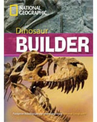 Dinosaur Builder - Footprint Reading Library 2600 (Mixed media product)