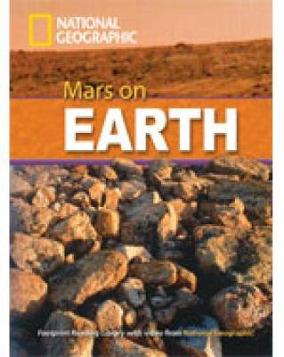 Mars on Earth - Footprint Reading Library 3000 (Mixed media product)