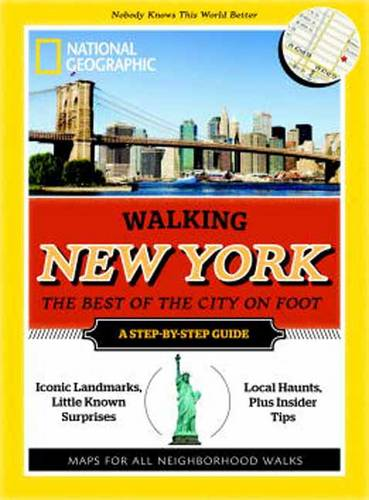 Walking New York: The Best of the City (Paperback)