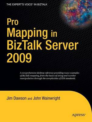 Pro Mapping in BizTalk Server 2009 (Paperback)