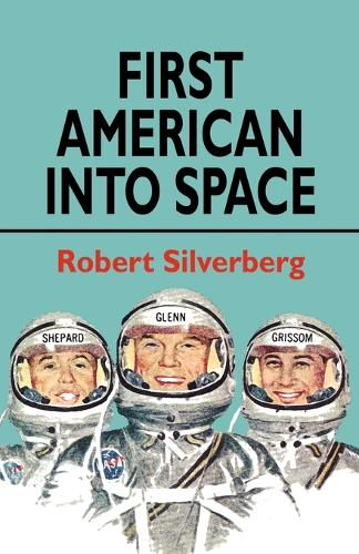 First American Into Space (Paperback)