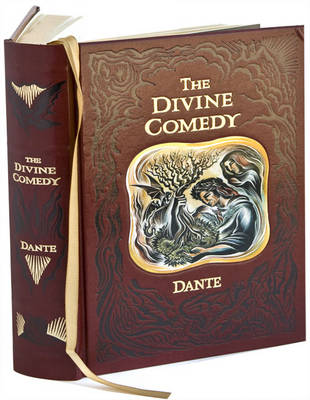 The Divine Comedy - Barnes & Noble Leatherbound Classic Collection (Leather / fine binding)
