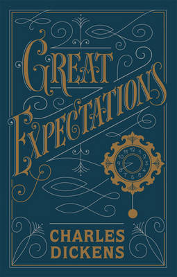 Great Expectations - Barnes & Noble Leatherbound Classic Collection (Leather / fine binding)