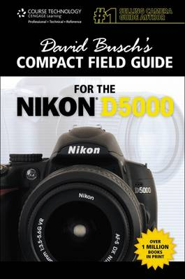 David Busch's Compact Field Guide for the Nikon D5000 (Pamphlet)