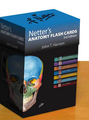Netter's Anatomy Flash Cards - Netter Basic Science (Paperback)