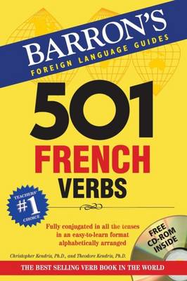 501 French Verbs - 501 Series (Mixed media product)