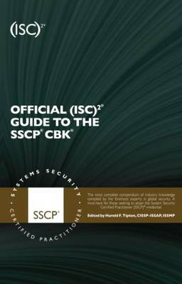 Official (ISC)2 Guide to the SSCP CBK - ISC2 Press v. 7 (Hardback)