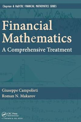Financial Mathematics: A Comprehensive Treatment - Chapman & Hall/CRC Financial Mathematics Series (Hardback)