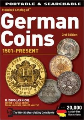 Standard Catalog of German Coins 1501 to Present (CD-ROM)