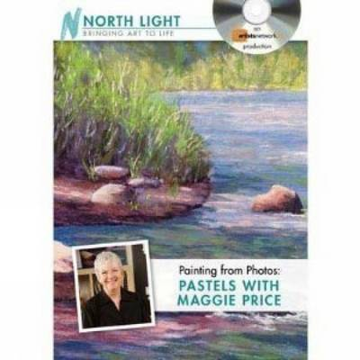 Painting from Photos - Pastels with Maggie Price (DVD video)
