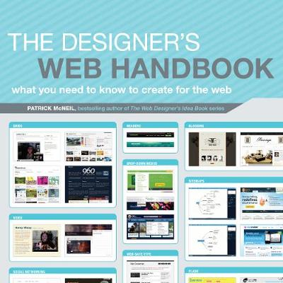 The Designer's Web Handbook: What You Need to Know to Create for the Web (Paperback)