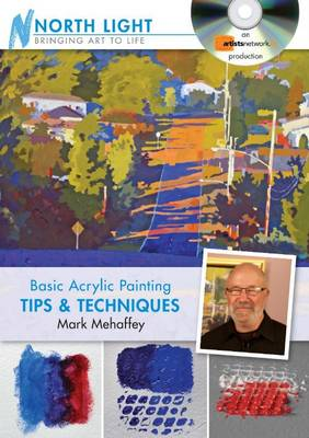 Basic Acrylic Painting Tips & Techniques (DVD video)