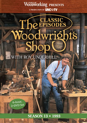 Classic Episodes, The Woodwright's Shop (Season 13) (DVD video)
