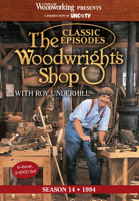 Classic Episodes, The Woodwright's Shop (Season 14) (DVD video)